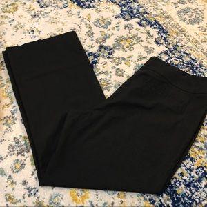 Ann Taylor Signature Black Pants Sz16 great cond